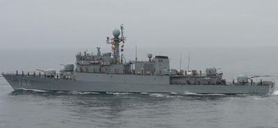 MERCADO DE USADOS: Marinha coreana repassa às Filipinas, por menos que o preço de um carro importado, uma corveta de 1.200 toneladas (de classe rejeitada pela MB…)
