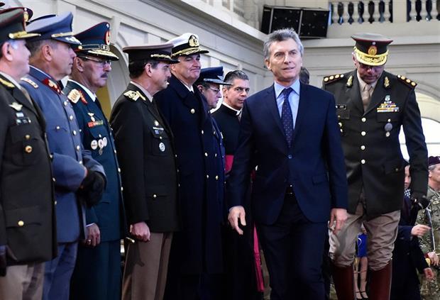 ESPECIAL ABANDONO: Com Macri, Argentina entra para o grupo das 25 nações que menos investem na Defesa Nacional