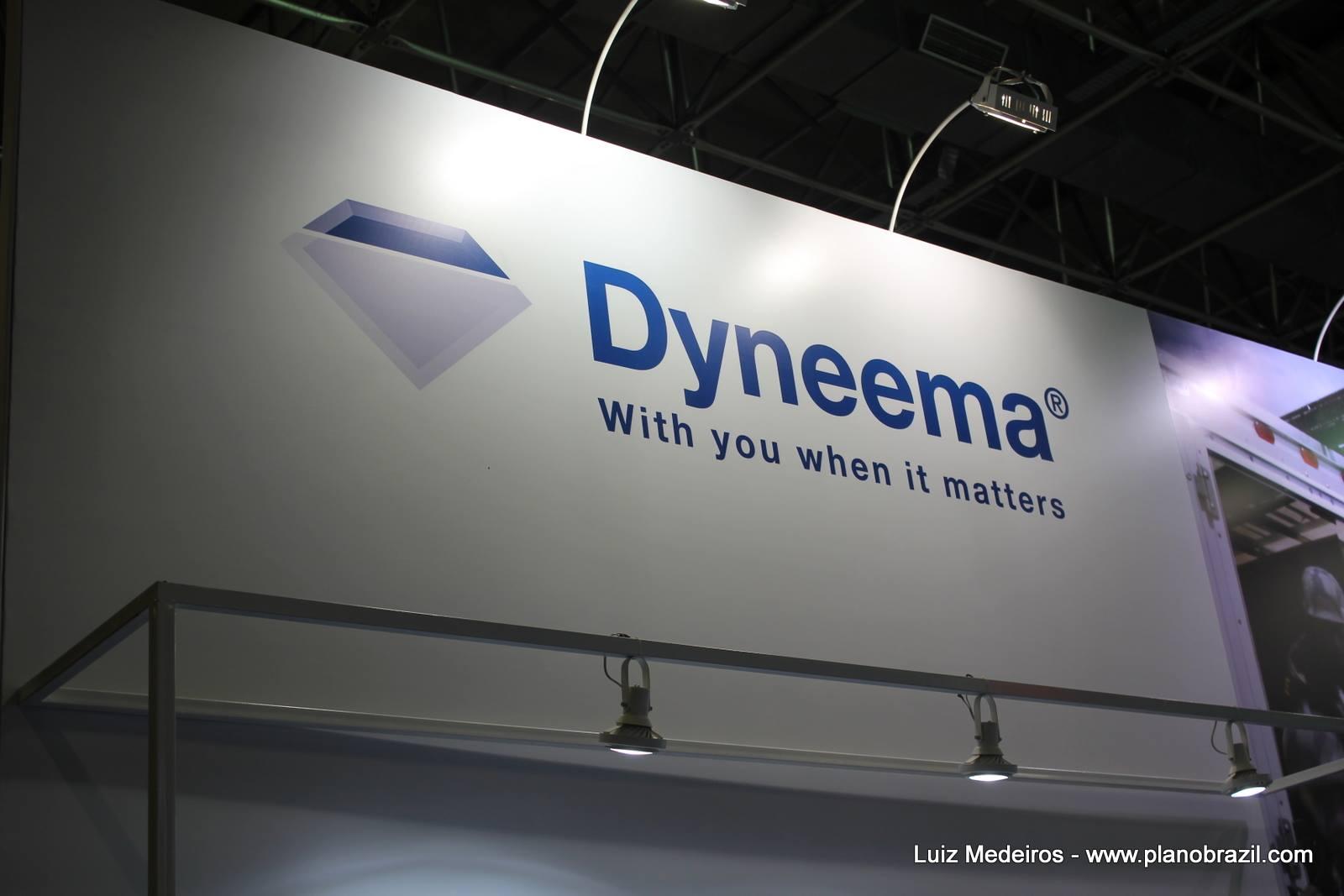 LAAD 2017: Dyneema apresenta no Brasil alta tecnologia para proteção balística e blindagem
