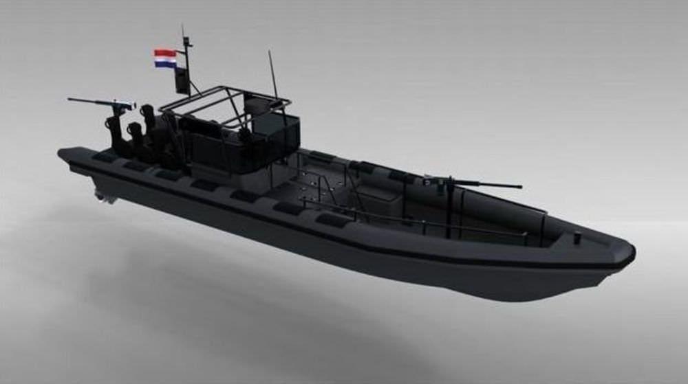 Exército receberá em Manaus, a partir de junho, cinco botes semi-rígidos de patrulhamento fluvial e apoio a operações de forças especiais