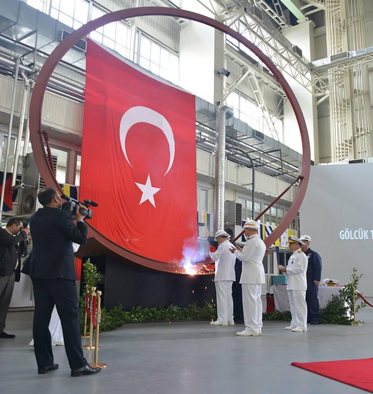 TECNOLOGIA: Submarinos da TKMS voltarão a ter visibilidade, mês que vem, com a proposta da indústria naval turca de fabricá-los para a Marinha da Indonésia