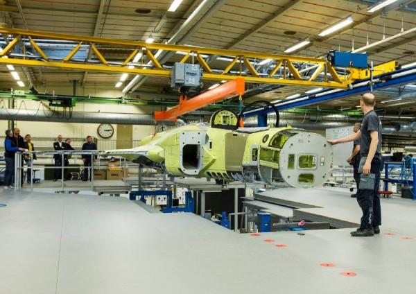 Saab confirma fábrica de aeroestruturas em São Bernardo