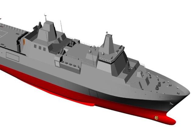 Navios Asiáticos: Febre dos navios-doca alcança a pequena Taiwan, que parte para projetar e construir o seu primeiro barco de assalto anfíbio