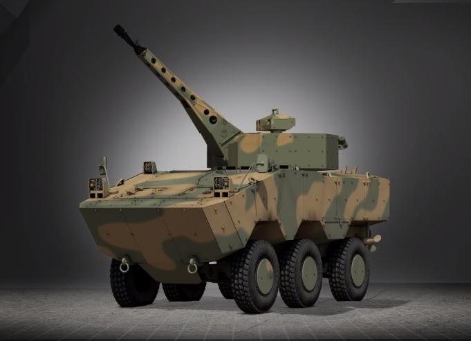 Exército Brasileiro vai ceder um blindado Guarani para os testes do canhão de 30 mm da ARES (mas já avisou que não pensa, no momento, em comprar a nova arma…)