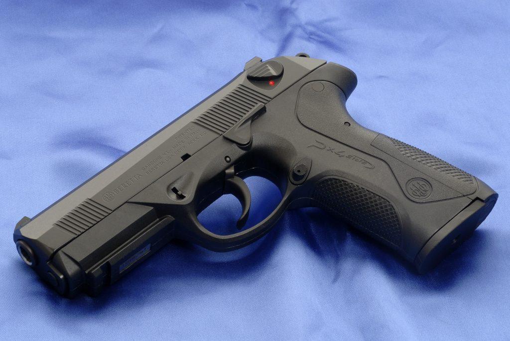 Ministerio de Seguridad (MinSeg) da Argentina adquire pistolas Beretta Px4 9x19mm