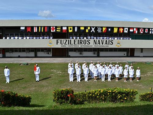 ADSUMUS: 1º Batalhão de Operações Ribeirinhas (1ºBtlOpRib) realiza cerimônia de encerramento do Estágio de Adaptação