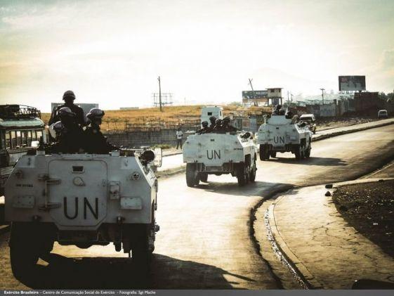 MINUSTAH: Brasil assume bases do Chile, Uruguai e Peru no Haiti