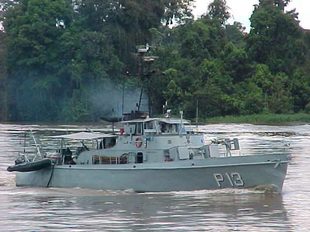 EXCLUSIVO: MB prepara a baixa do patrulheiro 'Parati', e espera que o Grupamento de Patrulha Naval do Norte possa ser compensado com lanchas da Receita Federal