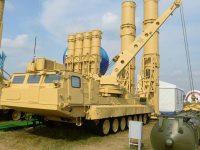 """Vídeo: S-300VM """"Antey-2500"""" do Egito"""