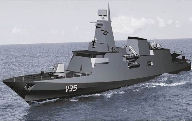 Marinha do Brasil inicia processo de aquisição de novos navios de guerra