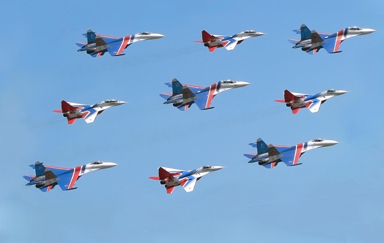 Fusão empresarial: Empresas  russas MiG e Sukhoi podem se juntar