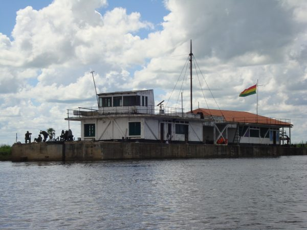 EXCLUSIVO: A saída estratégica pela Hidrovia! Bolívia usará terminal portuário junto à base naval no Rio Paraguai para escoar exportações de ferro e soja