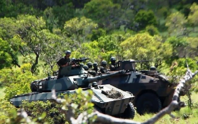 Simulação na fronteira! Brigada incumbida de vigiar divisa com a Venezuela mobiliza duas das suas unidades e realiza 'marcha para o combate e ataque coordenado'