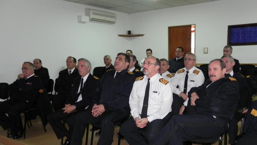 Arma Submarina Argentina convoca seu Conselho Assessor para discutir as perspectivas da Força