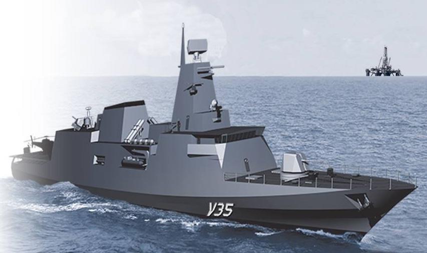 Corveta Classe Tamandaré: Marinha do Brasil vai investir US$ 1,8 bi em sua construção