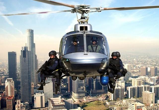 FOpEsp: Ação de Tiro Embarcado em Helicóptero por Operadores da SWAT: Estudo de Caso