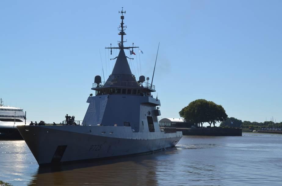 ESPECIAL: Argentina anunciará, semana que vem, seu plano de obter ao menos 3 corvetas porta-mísseis