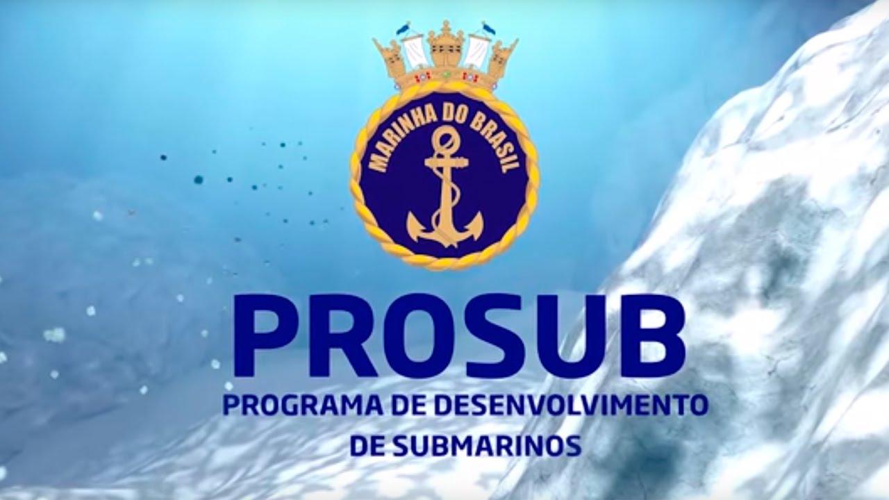 Em nota à imprensa brasileira, Marinha reafirma prosseguimento do PROSUB e confirma prazos de entrega dos navios previstos