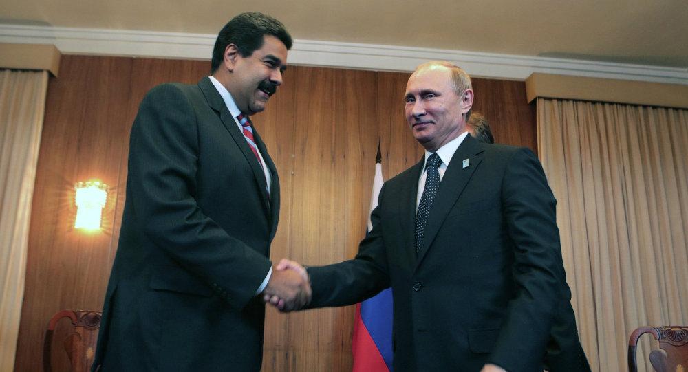 Marinha Chavista convoca adidos militares russos para negociar a obtenção de um acordo de cooperação com a Marinha da Rússia