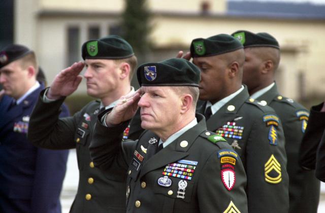Documentário : Forças de Operações Especiais dos Estados Unidos