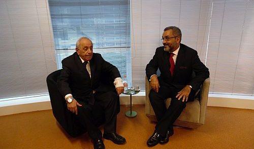 NEGÓCIOS: Novo embaixador nos Emirados quer atrair investimentos para o Brasil