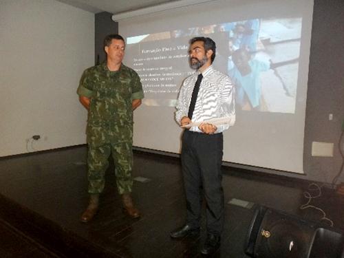 """ADSUMUS: Grupo de Assessoramento Técnico de Fuzileiros Navais realiza """"Seminário de Técnicas de Ensino"""" em São Tomé e Príncipe"""