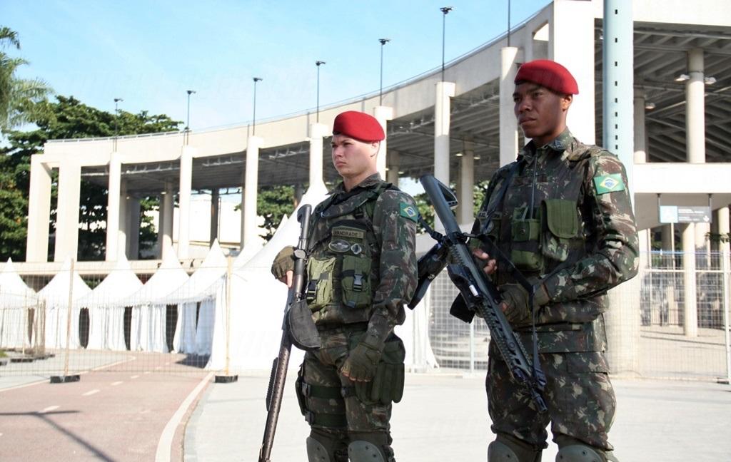 Comando Militar do Leste ainda não recebeu orientação sobre Plano Nacional de Segurança