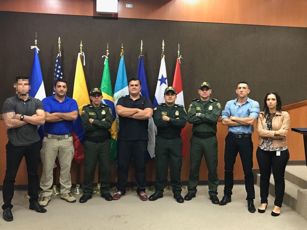 Intercâmbio com agência dos EUA reforça experiência do Tigre grupo de elite da Policia Civil do Paraná