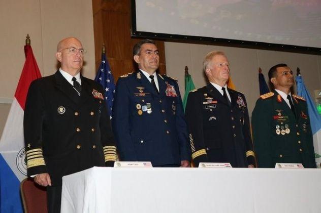 Seminário realizado durante o  Fuerzas Comando 2017 analisa formas conjuntas de combater ameaças