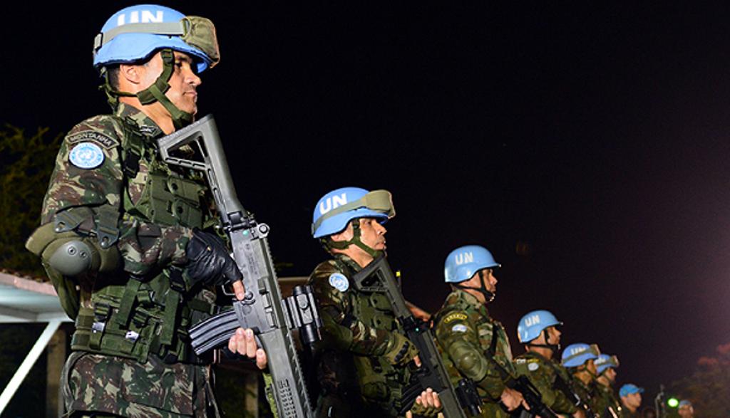 Brasil quer enviar tropas à República Centro-Africana após deixar Haiti
