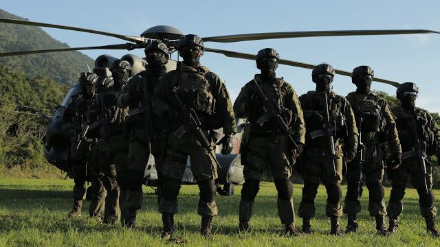 FOpEsp – Operação INCURSEX 2017: Acompanhando as Tarefas Operativas do Batalhão Tonelero nas Ações de Incursão Anfíbia