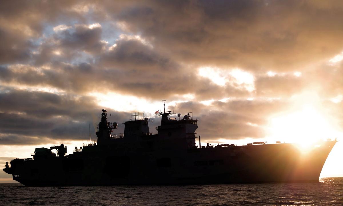 INSIDER/Opinião: Marinha do Brasil precisa ser 'imponente' e encontrar seu papel operacional no Atlântico Sul; HMS 'Ocean' é a chance de se alcançar tais metas