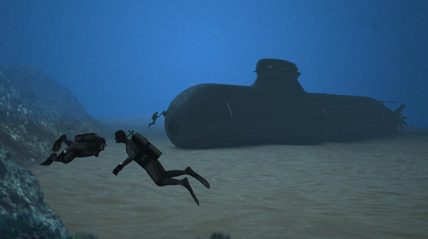Marinha indiana emite RFI para seis companhias fabricantes de submarinos