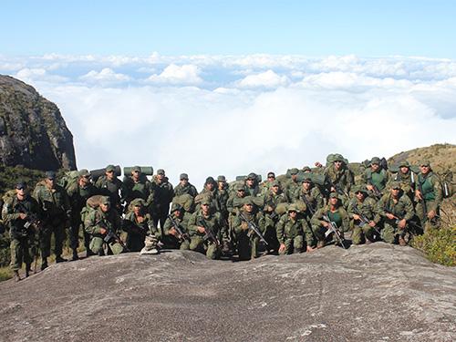 ADSUMUS: Batalhão Tonelero realiza o ADEST MONTANHA I – 2017