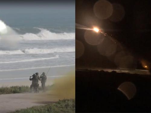 ADSUMUS: Batalhão de Controle Aerotático e Defesa Antiaérea (BtlCtaetatDAAe) realiza lançamento noturno do míssil Mistral