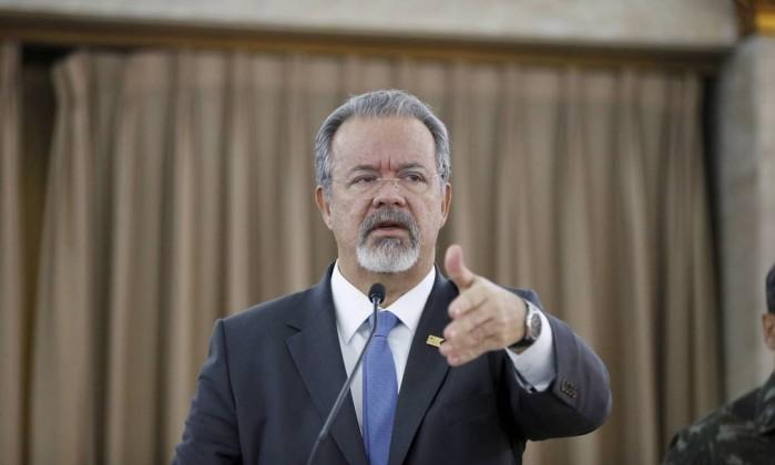 Segundo o Raul Jungmann  plano de segurança para o Rio de Janeiro  vai gerar reação de criminosos: 'guerra'