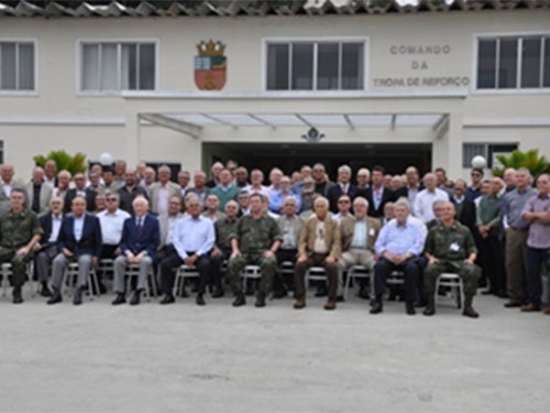ADSUMUS : Comando-Geral do Corpo de Fuzileiros Navais (CGCFN) realiza encontro de Capitães de Mar e Guerra