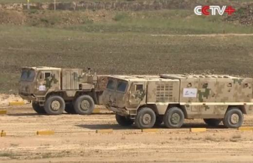 Vídeo: Norinco VP22  6×6 o novo MRAP Chinês