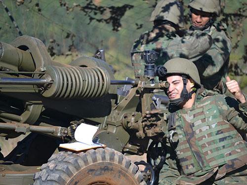 ADSUMUS: Força de Fuzileiros da Esquadra (FFE) realizam treinamento militar em Três Corações (MG)