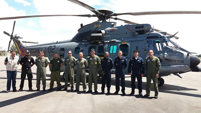 Aviação Naval! Marinha corta metade da verba reservada à criação do Esquadrão de Helicópteros de Belém, mas FAB pode ajudar com cessão de hangar para a unidade