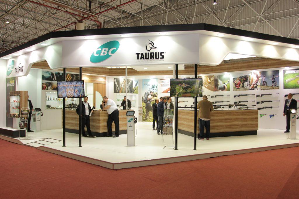 Taurus participa da Pesca Trade Show 2017