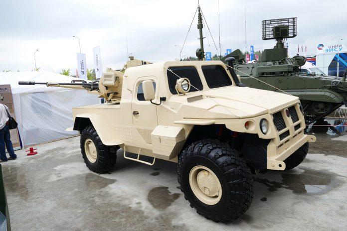 ARMY 2017: Empresa russa apresenta novo sistema antiaéreo  SAMUM