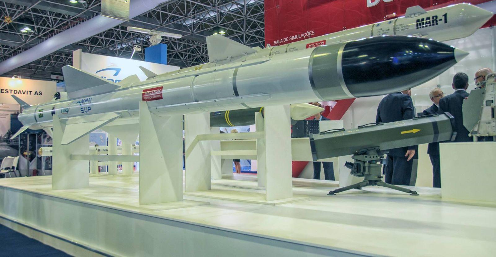 Marinha diz que o MANSUP não é um projeto obsoleto e que sua industrialização vai coincidir com a execução do projeto das corvetas Tamandaré: 'timing adequado'
