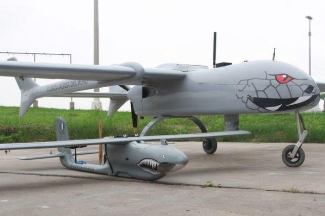 Força Aérea do Peru desenvolve dois drones