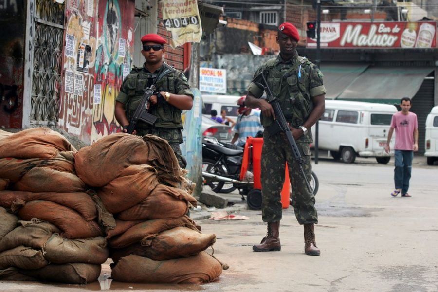 A Força Terrestre e o conceito de Segurança Integrada