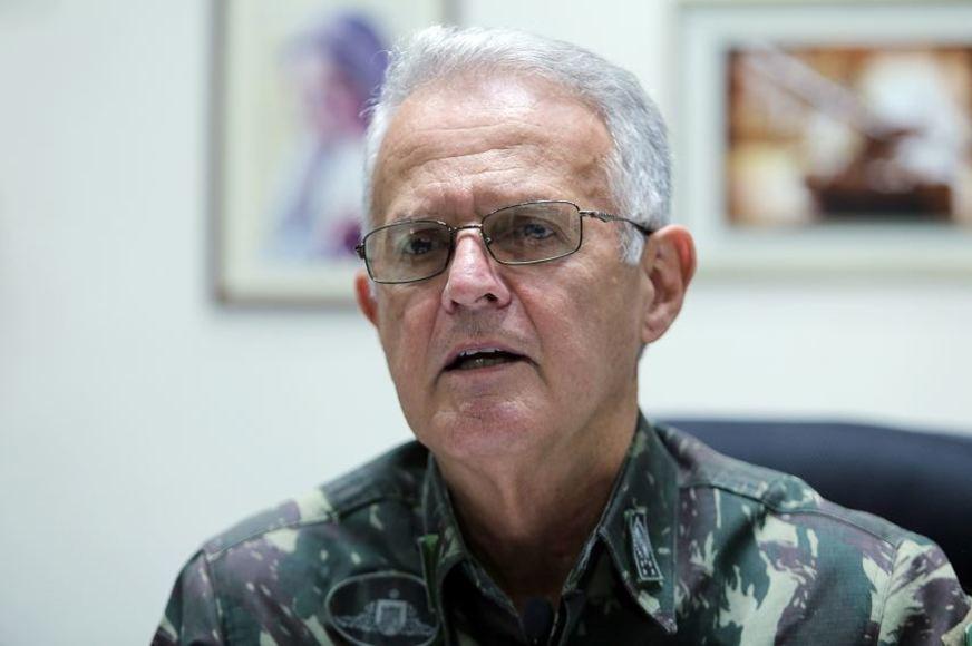 Comandante do CMA General  Miotto alerta que orçamento só cobre gastos até setembro