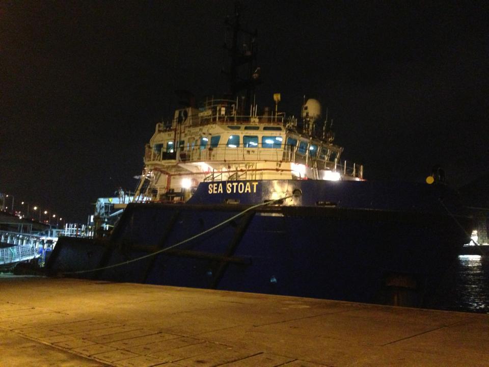 MB compra a uma empresa 'offshore' 3 rebocadores oceânicos usados (mas relativamente novos), tipo 'faz-tudo', para reforçar os serviços de apoio nos distritos navais do Rio, de Belém e de Rio Grande (RS)