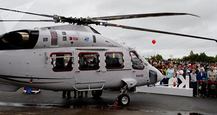 Os russos estão chegando! Ministro Manturov diz que empresa brasileira firmou um pré-contrato para a aquisição de 10 helicópteros Ka-62, com os primeiros recebimentos a partir de 2020