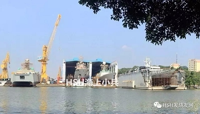 Chineses Lançam a 28ª Fragata do Type 054A