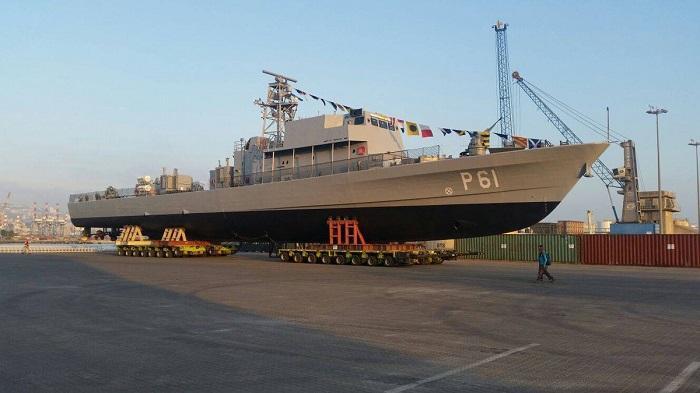 Os NaPaOcs surgem por toda parte! Indústria naval israelense tenta ampliar seu espaço no disputado mercado dos patrulheiros, com um OPV de 62 m de comprimento e menos de 500 tons.